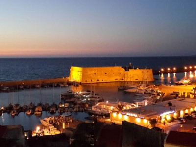 Ακτοπλοϊκά εισιτήρια από Πειραιά για Κρήτη